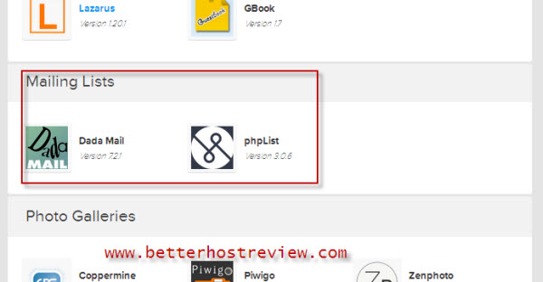 how to create a mailing list   u2013 better host review