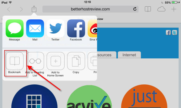 how to add web clipper to ipad