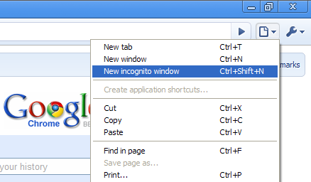 Use Incognito Mode in Google Chrome for Private Browsing