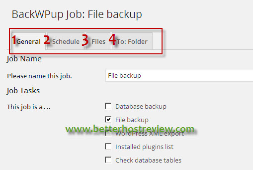 how to create back up file in asustor