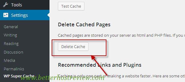 how to delete your wow cache
