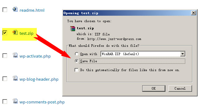 mac how to download a file without a browser