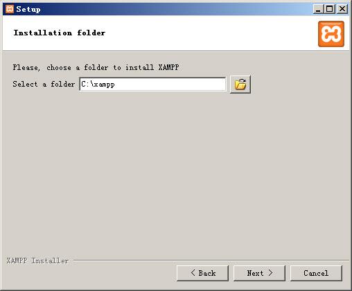 how to run database in xampp
